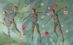 drie meisjes